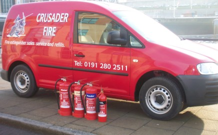 Fire Extinguisher Services in Newcastle