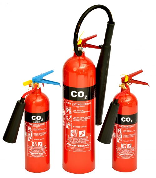 CO2 Fire Extinguisher Newcastle