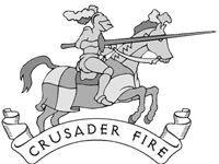 Crusader Fire Logo
